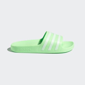adidas公式サイドadidas ADILE AQUA女性靴水泳スポーツ凉しいスプリット7347亮亮亮亮绿色/白/亮光绿色36.5(225 mm)
