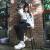 crocs男性靴女性靴2020夏新型カップルホールブーツビヤーケースケースロック性緩震滑り止めカージュ20089-126/ホワイト46/220 mm/36-37サイズ