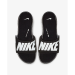 NIKE Nike男靴スリッパサンダルサンダル1本ビーチ靴AR 4494ブラック/ブラック/ホワイトM 7/W 8.5