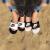 NIKEスリッパ2020年夏新型BENASSI JDI室内外一字スリッパ男女ビーチサンダル818736-011オシドリ白黒44