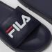 FILA/FILA男性2020夏の新型カジュアルルームスポーツ涼スリッパビーチ靴1文字紺色US 05 EU 37.5