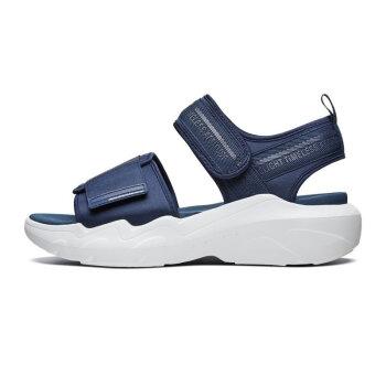 Skechers Skecheersオフィシャルメンズシューズ夏の新作マジックはビーチシューズの厚い底を貼って、パンダのサンダルの999999130海軍の青いです/NVY 41