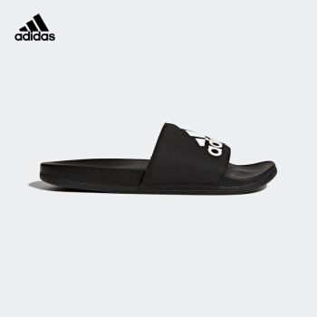 adidas公式サイトadidas ADILE COMFORTT男性靴夏季水泳運動涼スリッパCG 3425図40.5