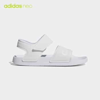 adidas公式サイトadidas neoADILE TTE SANDAL男女スポーツサンダルEG 1131白/白43(265 mm)