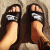 NIKE公式艦店男性靴2020夏新品insファッションカジュアルアウトドアサンダルビーチ靴快適通気性カジュアル靴サンダル343880-090/靴背が低いので、大きいサイズ41を買うことを提案します。