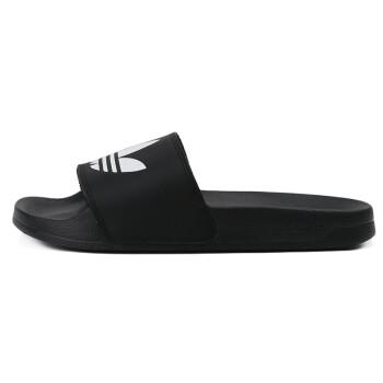 adidasadidas三つ葉草男性靴カップルビーチ靴21春新品スニーカーファッションカジュアルで通気性滑り止め耐摩耗性カジュアル靴1つスリッパFU 8298 42/260 mm